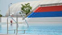 Otvoreni bazeni u Boru juče, počeli sa radom