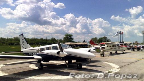 Aero-skup Bor / foto: D.Popaz
