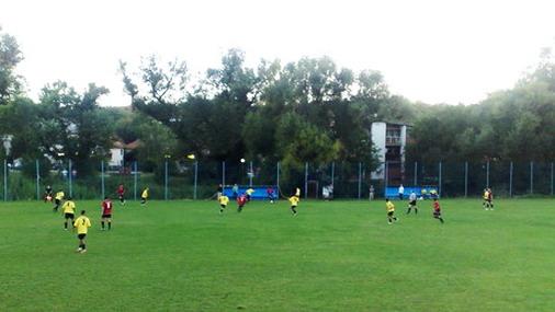 Detalj sa utakmice FK Brestovac / Foto: D.Popaz