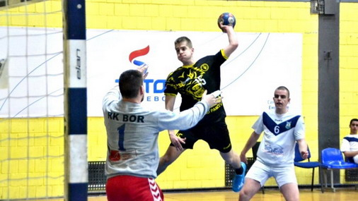 Detalj sa utakmice Dinamo - ORK Bor / foto: RSS.ORG.RS