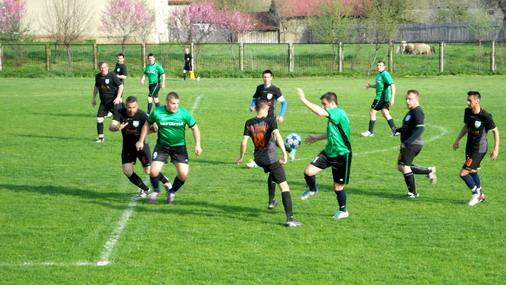 Detalj sa utakmice Krivelj - Ključ / foto: D.Popaz