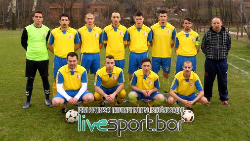 Tim OFK Slatina / foto: D.Popaz
