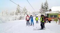 Crni vrh danas bez skijaša (SLUŽBA ZA INFORMISANJE PALA NA ISPITU)