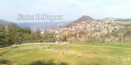 Stadion u Milanovcu / foto: D.Popaz