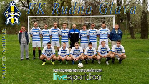 Tim FK Rudna Glava / foto: D.Popaz