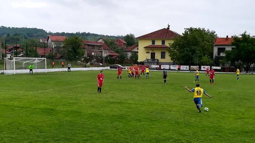Detalj sa utakmice Kablovi - Slatina / foto: P.Milojković