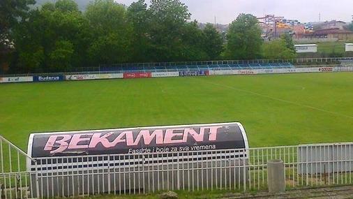 Stadion u Knjaževcu / foto: Istočne VESTI
