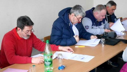 Detalj sa konferencije klubova u Slatini / foto: D.Popaz