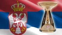 Sutra žreb parova 1/16 finala Kupa Srbije (Rtanj u drugom šeširu)