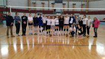 Rezultati Opštinsko prvenstvo u odbojci u Boru