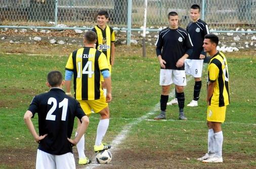 Detalj sa utakmice OFK Bor - OFK Zlot / foto: Z.Đurđević