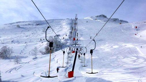 Sidro žičara na Staroj planini / foto: Đela