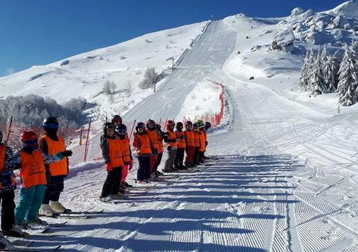 Sportikusova Škola skijanja na Staroj planini / foto: Sportikus