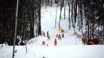"""""""Sportikusova"""" Škola skijanja na Staroj planini"""