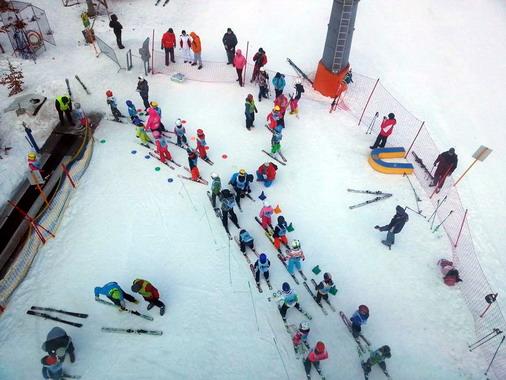 skijaši na Staroj planini / foto: Đela
