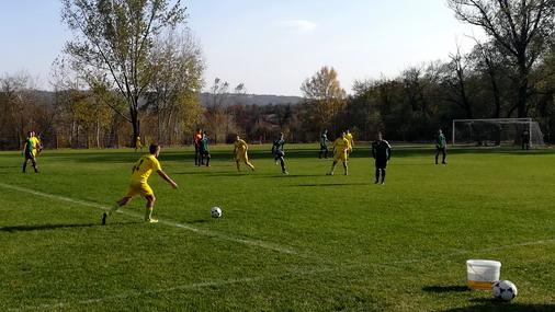 Detalj sa utakmice Slatina-Majdanpek / foto: D.Popaz