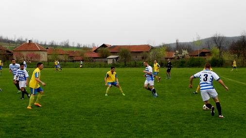 Detalj sa utakmice Slatina - Rudna Glava / foto: D.Popaz