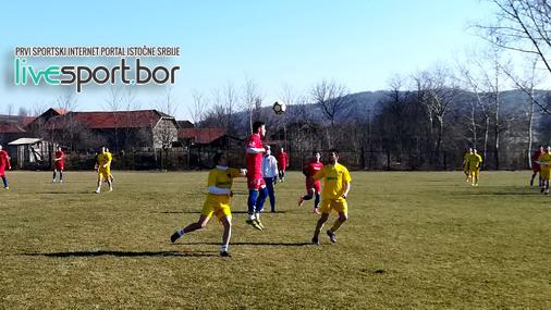 Detalj sa utakmice OFK Slatina - Rtanj / foto: D.Popaz
