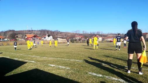 Detalj sa utakmice OFK Slatina - FK Svrljig / foto: D.Popaz