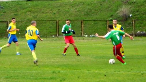 Detalj sa jedne ranije odigranih utakmica OFK Zlot / foto: D.Popaz