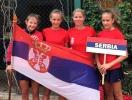 Ženska reprezentacija u tenisu uzrasta do 12 godina plasirala se na finalni turnir