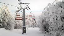 Dvosed žičara na skijalištu Crni vrh / foto: Live SPORT