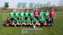 FK Krivelj 2018